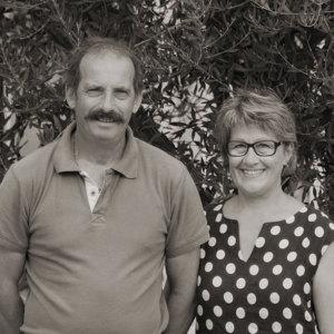 Isabelle et Pascal Berthelot