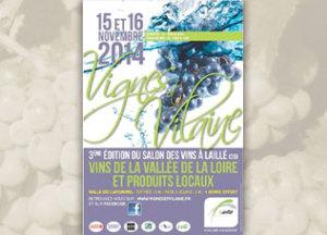 Vignes et Vilaine Laillé 2014