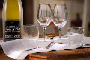 Retrouvez les vins La Croix Mélier dans les restaurants