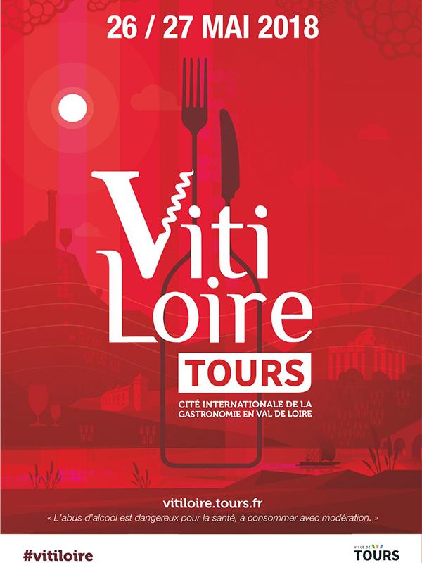 Affiche Vitiloire 2018