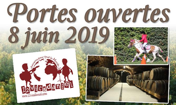 Portes-ouvertes 2019-Domaine La Croix Mélier