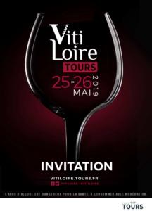 Vitiloire 2019 Invitation