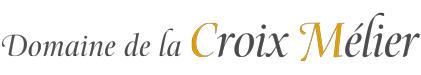 Domaine La Croix Mélier Logo